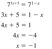 Big Ideas Math Algebra 2 Answer Key Chapter 6 Exponential and Logarithmic Functions 6.6 a 5