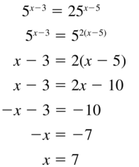 Big Ideas Math Algebra 2 Answer Key Chapter 6 Exponential and Logarithmic Functions 6.6 a 7