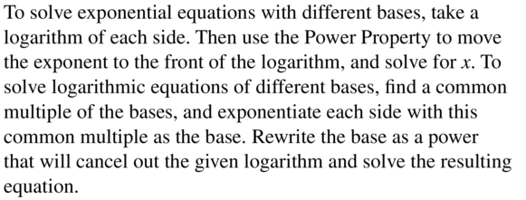 Big Ideas Math Algebra 2 Answer Key Chapter 6 Exponential and Logarithmic Functions 6.6 a 73