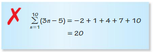 Big Ideas Math Algebra 2 Answer Key Chapter 8 Sequences and Series 8.1 7