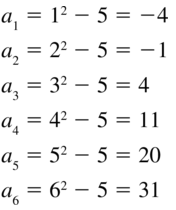 Big Ideas Math Algebra 2 Answer Key Chapter 8 Sequences and Series 8.1 a 11