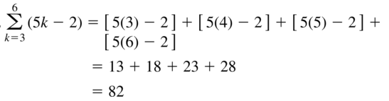 Big Ideas Math Algebra 2 Answer Key Chapter 8 Sequences and Series 8.1 a 43