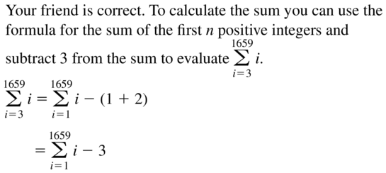 Big Ideas Math Algebra 2 Answer Key Chapter 8 Sequences and Series 8.1 a 57