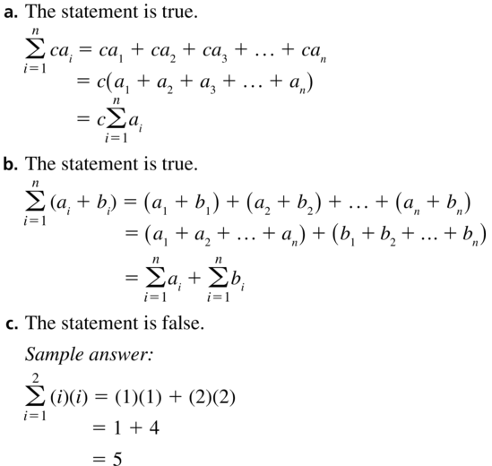 Big Ideas Math Algebra 2 Answer Key Chapter 8 Sequences and Series 8.1 a 59.1