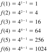 Big Ideas Math Algebra 2 Answer Key Chapter 8 Sequences and Series 8.1 a 9