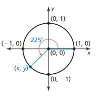 Big Ideas Math Algebra 2 Answer Key Chapter 9 Trigonometric Ratios and Functions 7.1 3