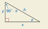 Big Ideas Math Algebra 2 Answer Key Chapter 9 Trigonometric Ratios and Functions 9.1 29