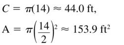 Big Ideas Math Algebra 2 Answer Key Chapter 9 Trigonometric Ratios and Functions 9.1 a 59