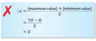Big Ideas Math Algebra 2 Answer Key Chapter 9 Trigonometric Ratios and Functions 9.6 11