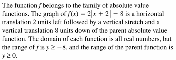 Big Ideas Math Algebra 2 Answers Chapter 1 Linear Functions 1.1 Question 3