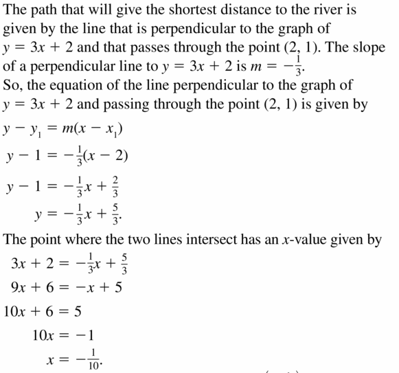 Big Ideas Math Algebra 2 Answers Chapter 1 Linear Functions 1.3 Question 31.1