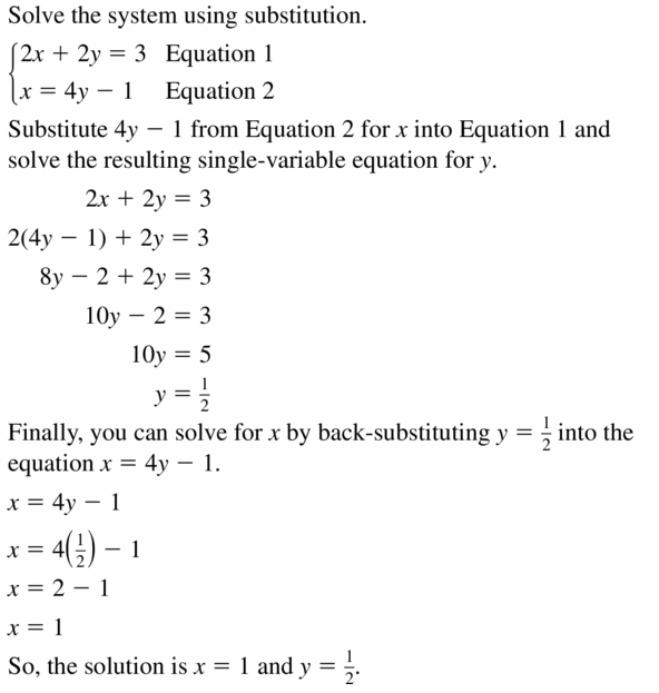 Big Ideas Math Algebra 2 Answers Chapter 1 Linear Functions 1.3 Question 35