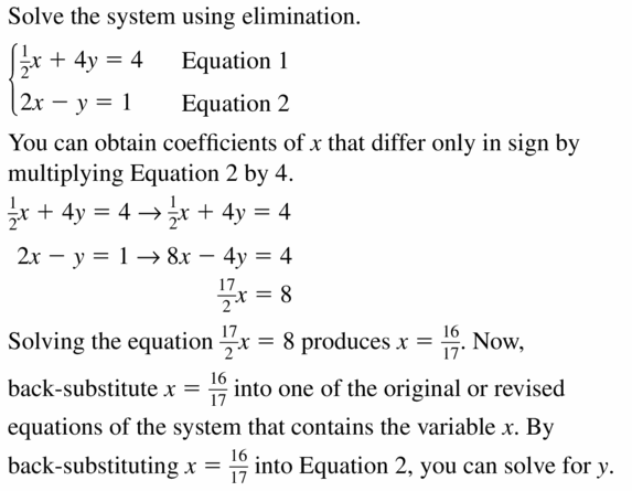 Big Ideas Math Algebra 2 Answers Chapter 1 Linear Functions 1.3 Question 37.1