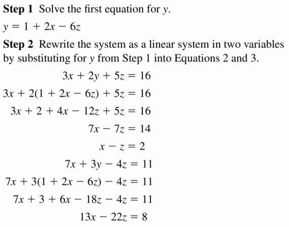 Big Ideas Math Algebra 2 Answers Chapter 1 Linear Functions 1.4 Question 19.1