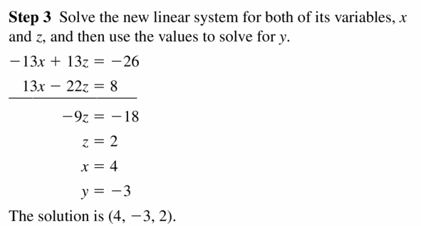 Big Ideas Math Algebra 2 Answers Chapter 1 Linear Functions 1.4 Question 19.2