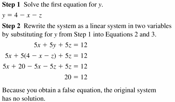 Big Ideas Math Algebra 2 Answers Chapter 1 Linear Functions 1.4 Question 21.1