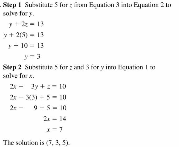 Big Ideas Math Algebra 2 Answers Chapter 1 Linear Functions 1.4 Question 23.1