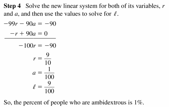 Big Ideas Math Algebra 2 Answers Chapter 1 Linear Functions 1.4 Question 29.3