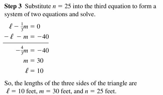 Big Ideas Math Algebra 2 Answers Chapter 1 Linear Functions 1.4 Question 33.2