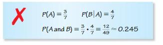 Big Ideas Math Algebra 2 Answers Chapter 10 Probability 10.2 9