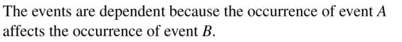 Big Ideas Math Algebra 2 Answers Chapter 10 Probability 10.2 a 3