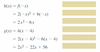 Big Ideas Math Algebra 2 Answers Chapter 2 Quadratic Functions 10