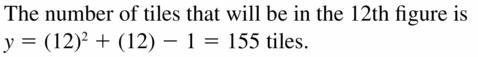 Big Ideas Math Algebra 2 Answers Chapter 2 Quadratic Functions 2.4 Question 37.2
