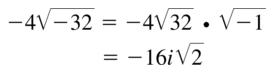 Big Ideas Math Algebra 2 Answers Chapter 3 Quadratic Equations and Complex Numbers 3.2 a 11