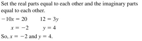 Big Ideas Math Algebra 2 Answers Chapter 3 Quadratic Equations and Complex Numbers 3.2 a 15