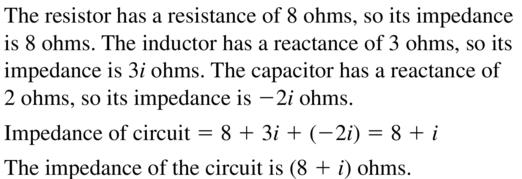 Big Ideas Math Algebra 2 Answers Chapter 3 Quadratic Equations and Complex Numbers 3.2 a 35