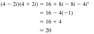 Big Ideas Math Algebra 2 Answers Chapter 3 Quadratic Equations and Complex Numbers 3.2 a 41