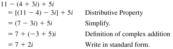 Big Ideas Math Algebra 2 Answers Chapter 3 Quadratic Equations and Complex Numbers 3.2 a 45