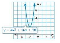 Big Ideas Math Algebra 2 Answers Chapter 3 Quadratic Equations and Complex Numbers ct 6