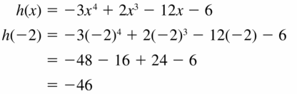 Big Ideas Math Algebra 2 Answers Chapter 4 Polynomial Functions 4.1 Question 11