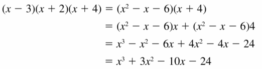 Big Ideas Math Algebra 2 Answers Chapter 4 Polynomial Functions 4.2 Question 27