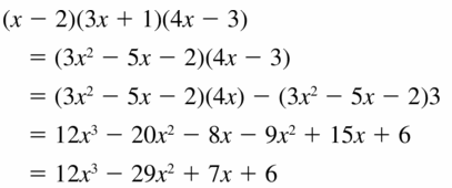 Big Ideas Math Algebra 2 Answers Chapter 4 Polynomial Functions 4.2 Question 29