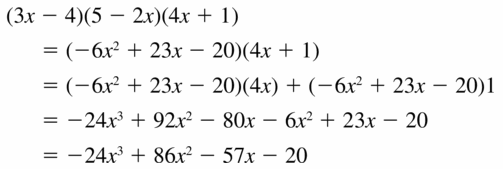 Big Ideas Math Algebra 2 Answers Chapter 4 Polynomial Functions 4.2 Question 31