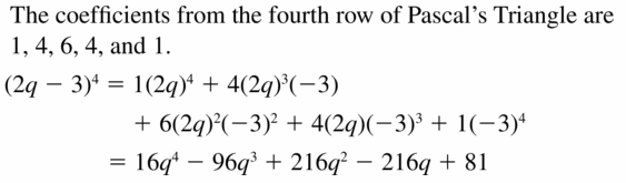 Big Ideas Math Algebra 2 Answers Chapter 4 Polynomial Functions 4.2 Question 45