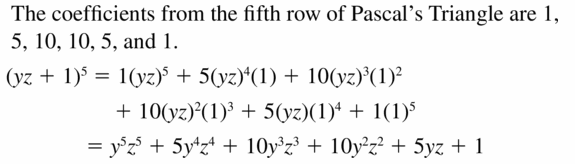 Big Ideas Math Algebra 2 Answers Chapter 4 Polynomial Functions 4.2 Question 47
