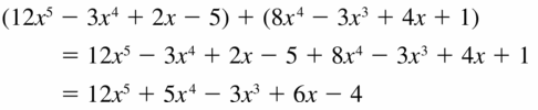 Big Ideas Math Algebra 2 Answers Chapter 4 Polynomial Functions 4.2 Question 5