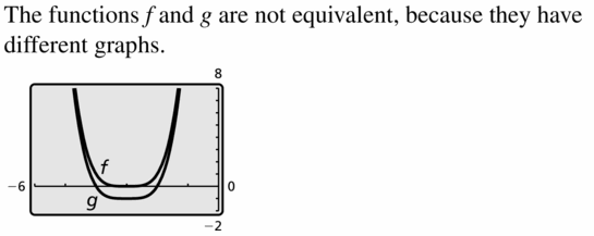 Big Ideas Math Algebra 2 Answers Chapter 4 Polynomial Functions 4.2 Question 59