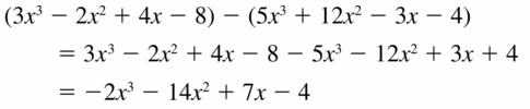 Big Ideas Math Algebra 2 Answers Chapter 4 Polynomial Functions 4.2 Question 9