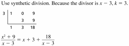 Big Ideas Math Algebra 2 Answers Chapter 4 Polynomial Functions 4.3 Question 15