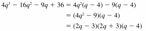 Big Ideas Math Algebra 2 Answers Chapter 4 Polynomial Functions 4.4 Question 29