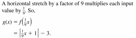 Big Ideas Math Algebra 2 Answers Chapter 4 Polynomial Functions 4.6 Question 59