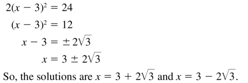 Big Ideas Math Algebra 2 Answers Chapter 4 Polynomial Functions 4.9 a 27