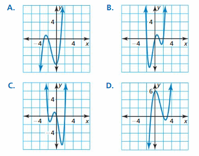 Big Ideas Math Algebra 2 Answers Chapter 4 Polynomial Functions 42