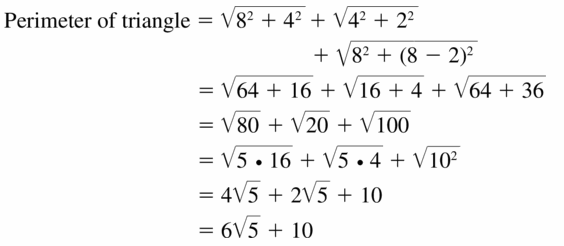 Big Ideas Math Algebra 2 Answers Chapter 5 Rational Exponents and Radical Functions 5.2 Question 77