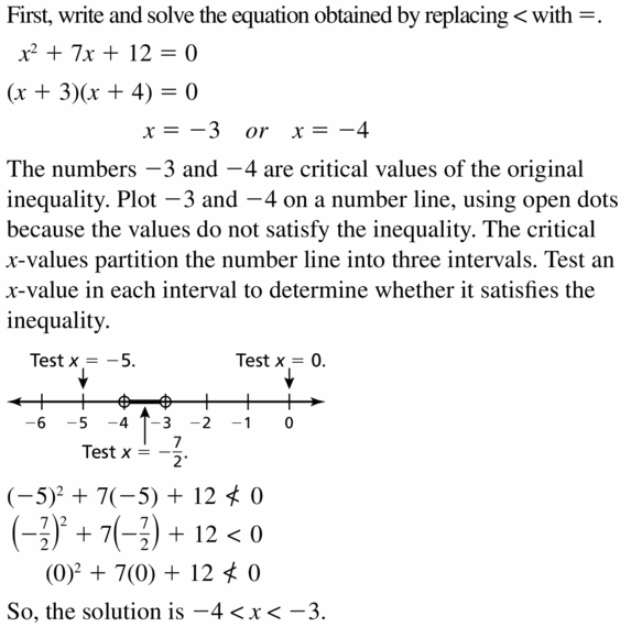 Big Ideas Math Algebra 2 Answers Chapter 5 Rational Exponents and Radical Functions 5.3 Question 73