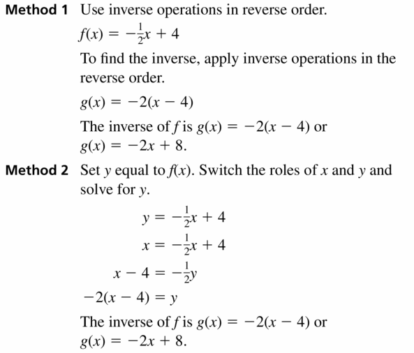 Big Ideas Math Algebra 2 Answers Chapter 5 Rational Exponents and Radical Functions 5.6 Question 17.1